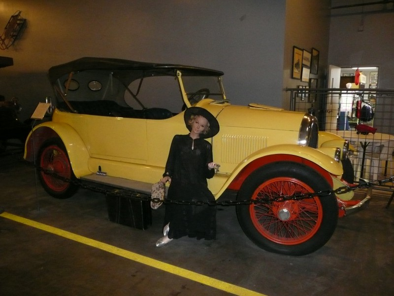 Forney Transport Museum – Denver, CO (USA) – Colin On Cars